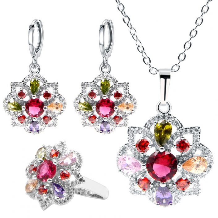 bridesmaids jewellery sets